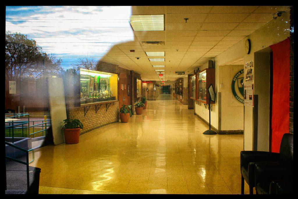 Bryan Adams HS 16 Entrance Hall 1