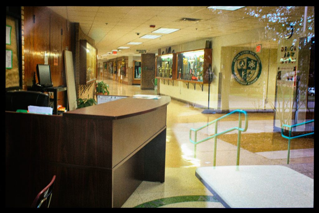 Bryan Adams HS 17 Entrance Hall 2
