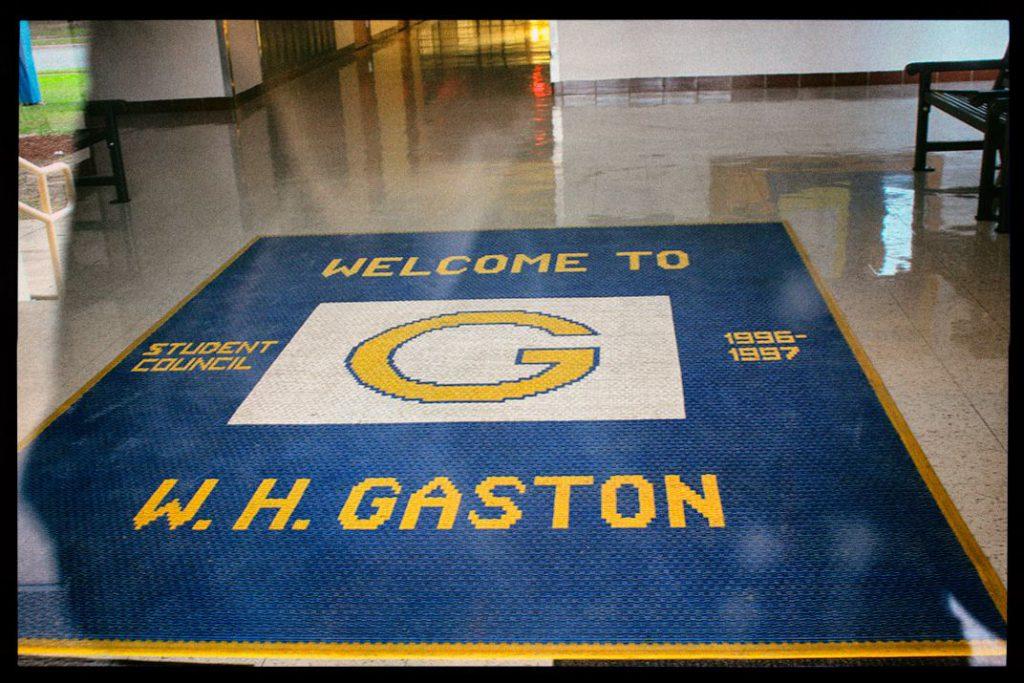 W.H. Gaston MS 10